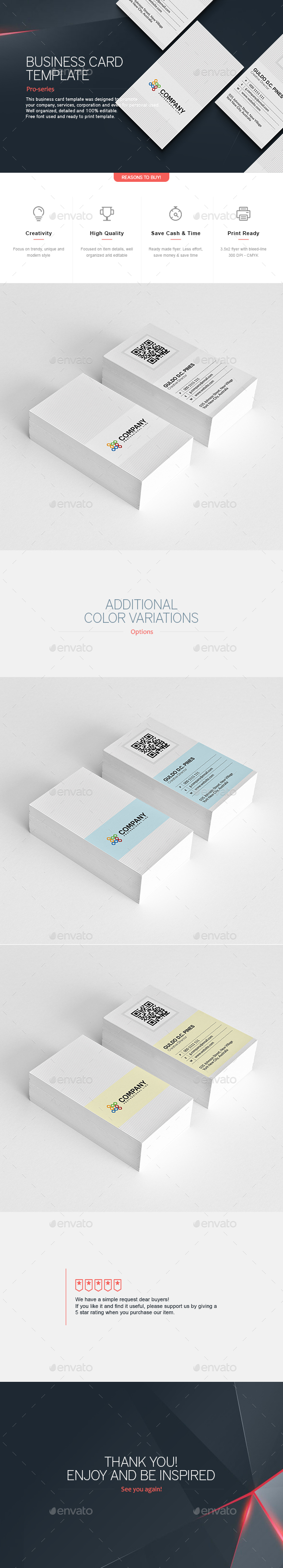 Business Card 18 - Corporate Business Cards
