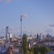 Berlin from the Top Downtown with Fernsehturm TV Tower - VideoHive Item for Sale