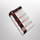 Redvi Resume Template Design - GraphicRiver Item for Sale