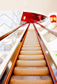 Moving escalator - PhotoDune Item for Sale