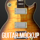 Guitar Mock-Up - GraphicRiver Item for Sale