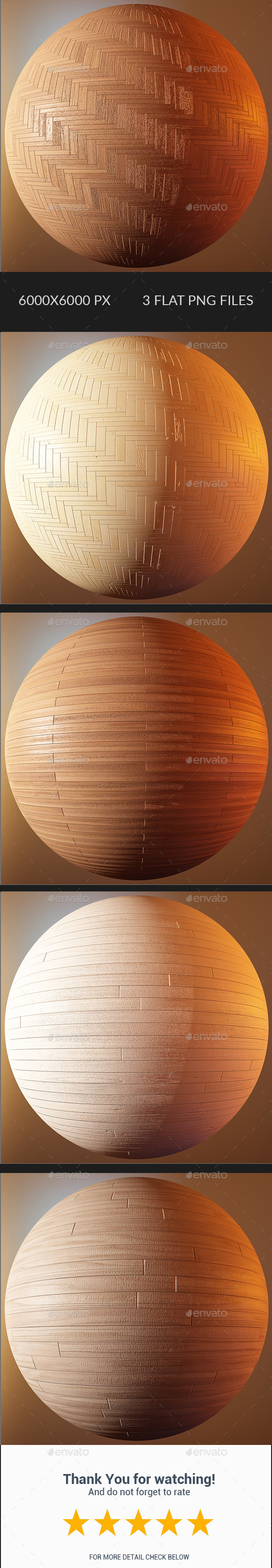 Flooring Texture - Vol 007 - 3DOcean Item for Sale
