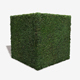 Cut Maze Hedge Seamless Texture