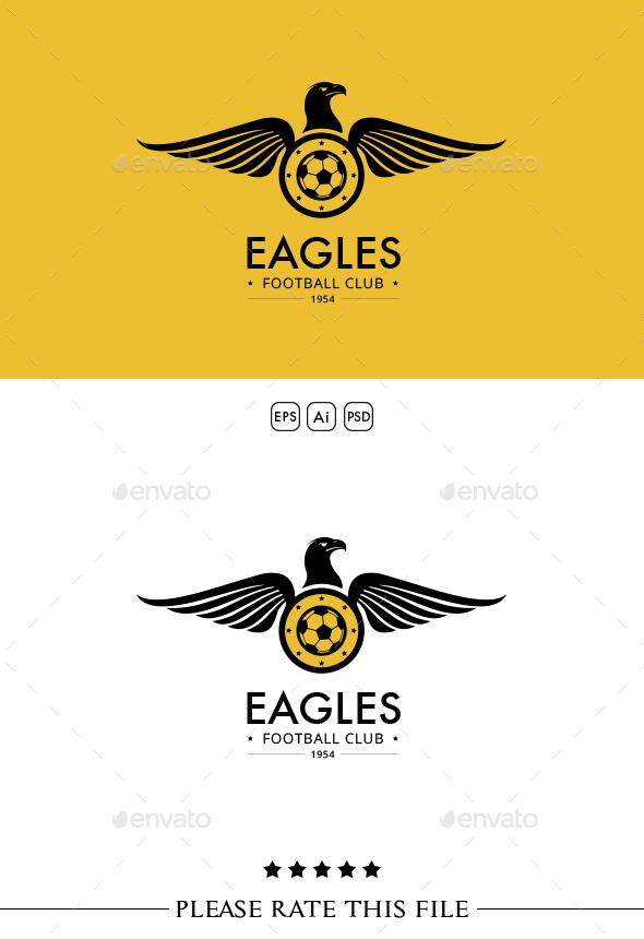 Football Logo - Animals Logo Templates