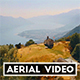 Aerial Video of Alp in Switzerland - VideoHive Item for Sale