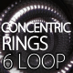 Concentric Rings VJ Loop Pack - VideoHive Item for Sale