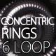 Concentric Rings VJ Loop Pack - VideoHive Item for Sale