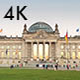 Reichstag Building Berlin - VideoHive Item for Sale