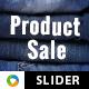 Product Sale Slider