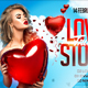 True Love Story Flyer - GraphicRiver Item for Sale
