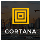 Cortana - Building and Construction WordPress Theme  Nulled