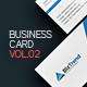 Business Card 2 - GraphicRiver Item for Sale