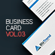 Business Card 3 - GraphicRiver Item for Sale