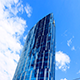 Glass Wall of a Skyscraper - VideoHive Item for Sale