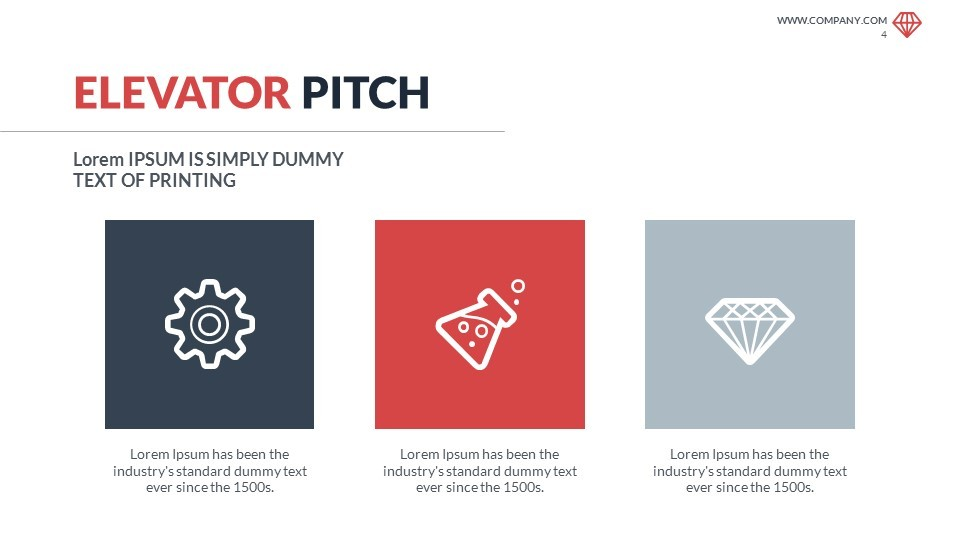 Boost Pitch Deck Presentation Template By Sananik | Graphicriver