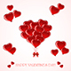 Valentines Balloons - GraphicRiver Item for Sale