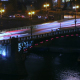 Night Traffic on the Bridge - VideoHive Item for Sale