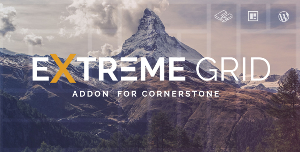 Extreme Grid for Cornerstone - CodeCanyon Item for Sale