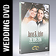 Modern Wedding DVD V2 - GraphicRiver Item for Sale