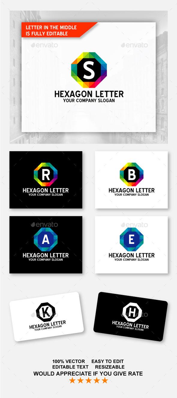 Letter Logo - Symbols Logo Templates