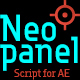 Neo-panel Script for After Effects - VideoHive Item for Sale