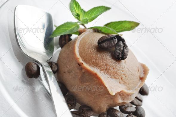 Ice Cream - Stock Photo - Images