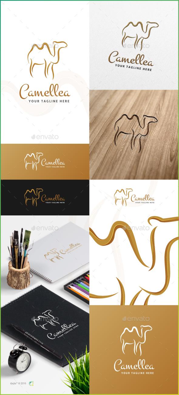 Camellea Logo Template - Animals Logo Templates
