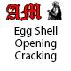 Egg Shell Opening Cracking