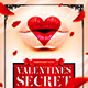 Valentine`s Day Party Flyer vol.2 - GraphicRiver Item for Sale