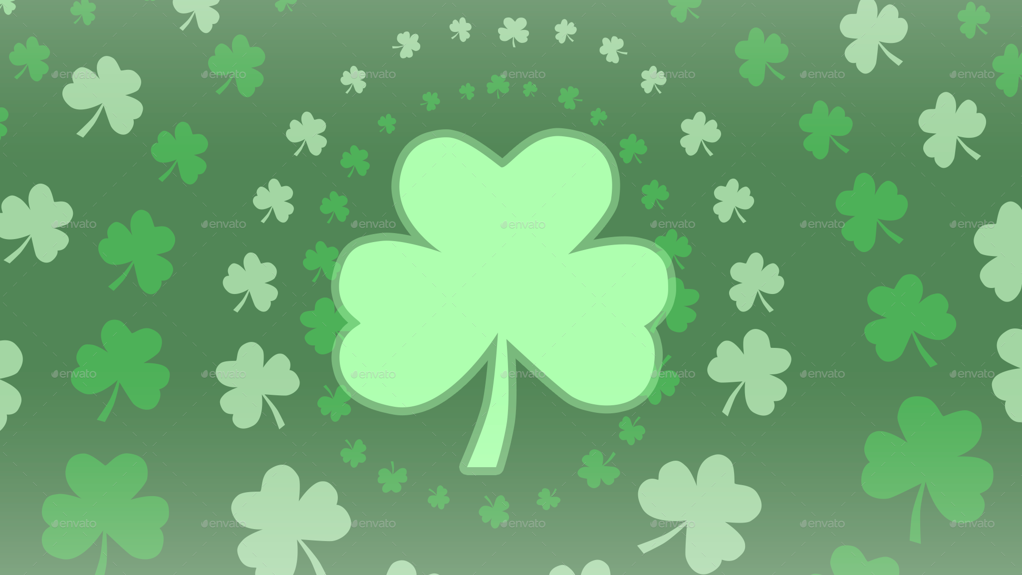 st patricks day backgrounds by creative mobile studio graphicriver