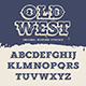 Old West Font - GraphicRiver Item for Sale