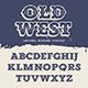 Old West Font - GraphicRiver Item for Sale