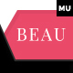 Beau - Beauty Salon Template Nulled