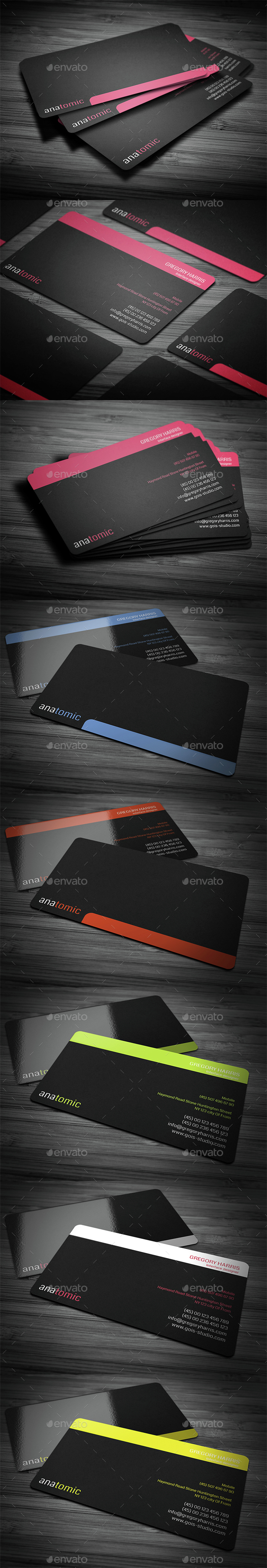Innova Business Card - Corporate Business Cards
