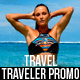 Travel Traveler - Promo - VideoHive Item for Sale