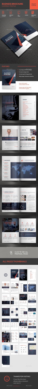 Business Brochure - Company Profile - Corporate Brochures