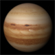 Jupiter rotating planet - VideoHive Item for Sale