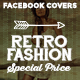 Retro Facebook Timeline Covers - Special Price - GraphicRiver Item for Sale