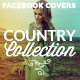 Facebook Timeline Covers - Country Fashion - GraphicRiver Item for Sale
