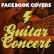 Facebook Timeline Cover - Guitar Concert - GraphicRiver Item for Sale