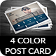 Corporate Post Card Template - GraphicRiver Item for Sale