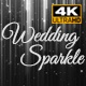 Wedding Sparkle Backgrounds 4K (6-Pack) - VideoHive Item for Sale