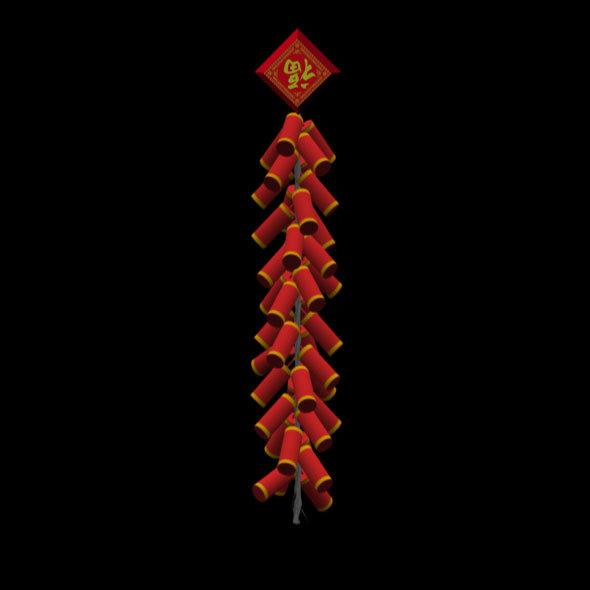 Firecracker - 3DOcean Item for Sale