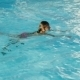 Children Girl In Swimming Pool - VideoHive Item for Sale