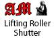 Lifting Roller Shutter