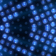 Blue Light Kaleidoscope - VideoHive Item for Sale