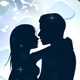 Soul Mate Silhouette - GraphicRiver Item for Sale