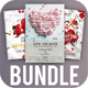 Valentine Flyer/Poster Bundle Vol.3 - GraphicRiver Item for Sale