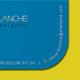 Elegant Blue Business Card - GraphicRiver Item for Sale