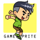 Sporty Boy Game Sprites - GraphicRiver Item for Sale